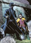 Robin and Gravedigger