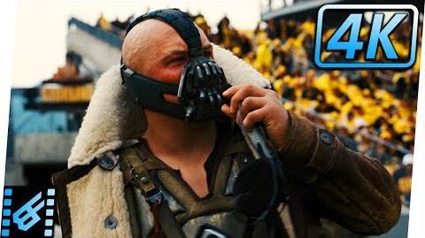 Bane Stadium Speech The Dark Knight Rises (2012) Movie Clip