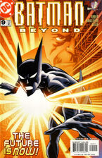 Batman Beyond v2 09 Cover