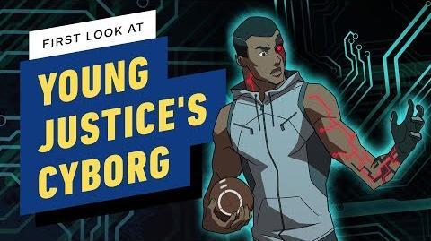 Presentando a Cyborg