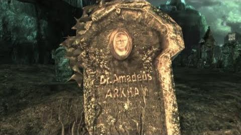 "Batman Arkham Asylum ""Dr. Amadeus"" Trailer"