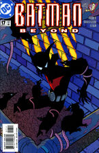 Batman Beyond v2 17 Cover