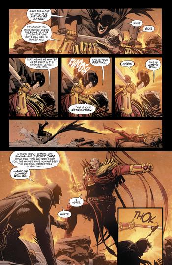 Batman Curse of the White Knight Vol.1 4 imagen