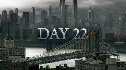 Día 22 - Estamos muriendo lentamente