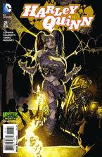 Harley Quinn Vol 2-21 Cover-2