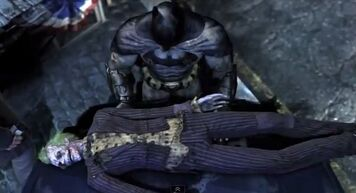 Joker-death