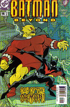 Batman Beyond v2 14 Cover
