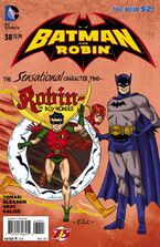 Batman and Robin Vol 2-38 Cover-2