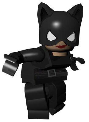 Catwoman LBTVG