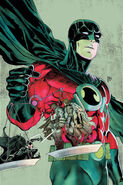Red Robin Tim Drake Wayne-2