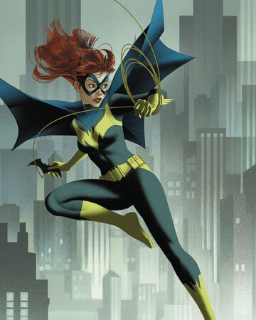 Barbara Gordon | Batman Wiki | Fandom