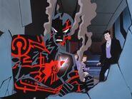 Batman Beyond Animated Damaged