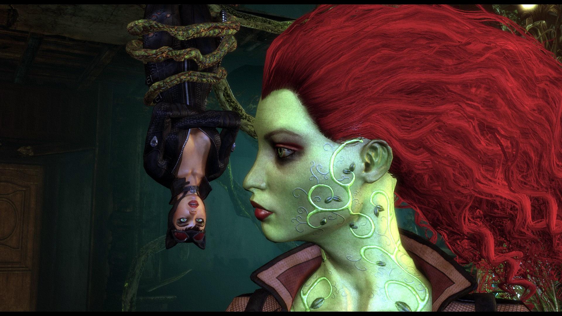 Poison Ivy (Arkhamvers...