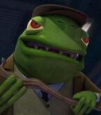 Mister Toad Beware the Batman