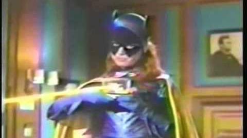 Batgirl Comparison - Yvonne Craig & Alicia Silverstone
