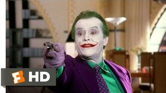 Batman (4-5) Movie CLIP - Dance With the Devil (1989) HD
