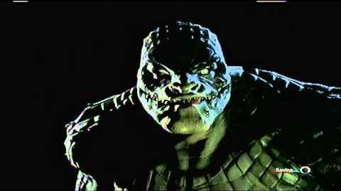 Batman Arkham Origins - Game Over Killer Croc-0