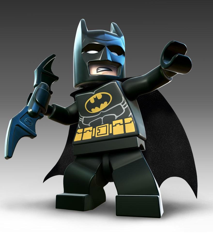 Batman LEGO The Videogame