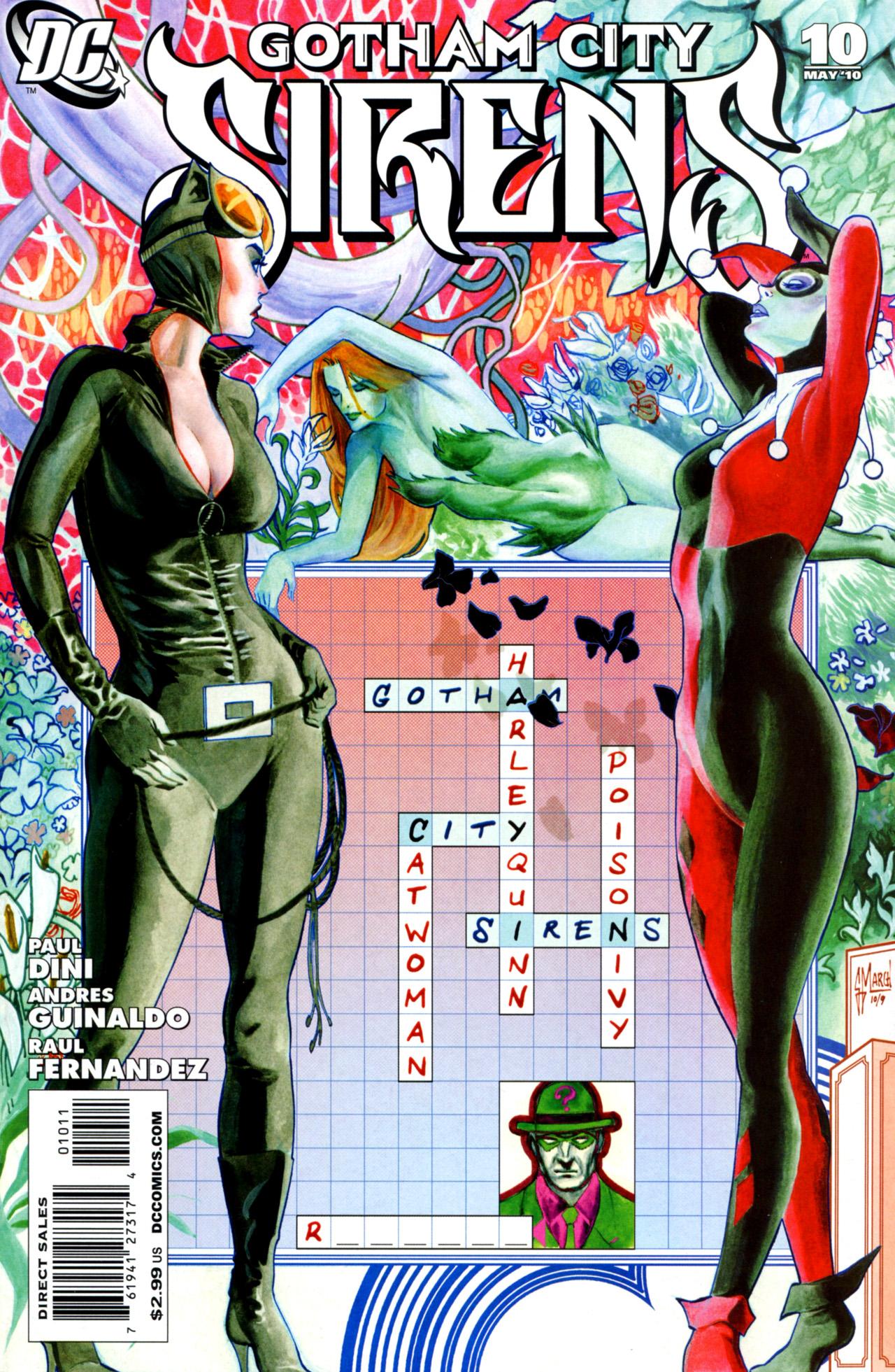 Gotham City Sirens Issue 10 Batman Wiki Fandom
