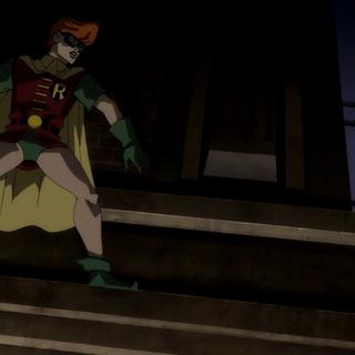 Kelly se convierte en Robin