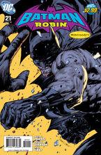 Batman and Robin-21 Cover-2