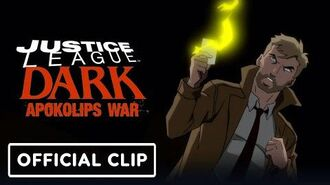 Justice League Dark Apokolips War - Constantine