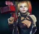 Harley Quinn (Batman: Arkhamverse)