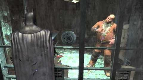 Batman Arkham City - Calender Man Father's Day-0