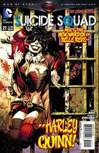 Suicide Squad Vol 4-21 Cover-1