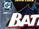 Batman Issue 608