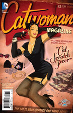 Catwoman Vol 4-43 Cover-2