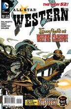 All Star Western Vol 3-12 Cover-1