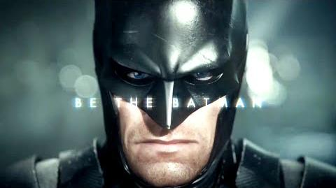 Batman Arkham Knight Live Action Trailer (Be The Batman)