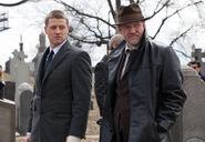 Gordon and Bullock Gotham