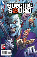 New Suicide Squad Vol 1-9 Cover-2