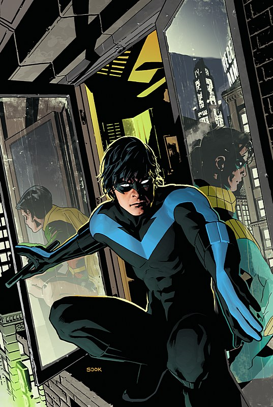 Becoming Nightwing : nightwing old costume  - Germanpascual.Com