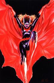 Batwoman detail