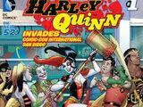 Harley Quinn Invades Comic-Con International: San Diego Vol.1 1