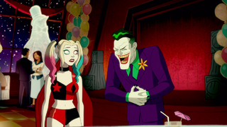 Harley Quinn - El Guasón hostiga a Harley