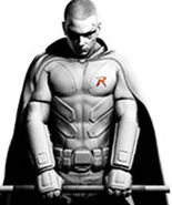 Arkham City Robin