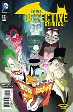 Detective Comics Vol 2-46 Cover-2