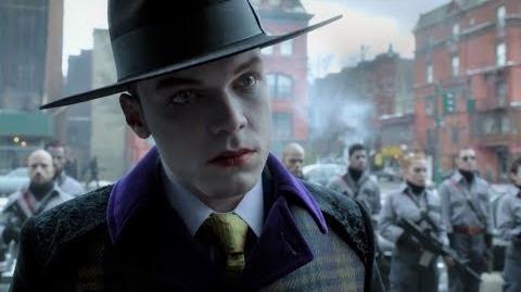 Jeremiah causa estragos en Gotham