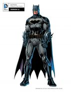 DC Rebirth Batman 1