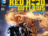 Red Hood and The Outlaws (Volume 1) Issue 31