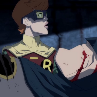 Kelly salva a Batman