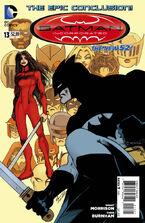 Batman Incorporated Vol 2-13 Cover-2