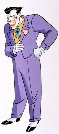 Batman TAS - Joker