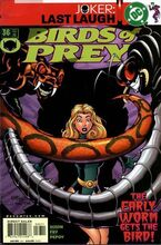 Birds of Prey 36c