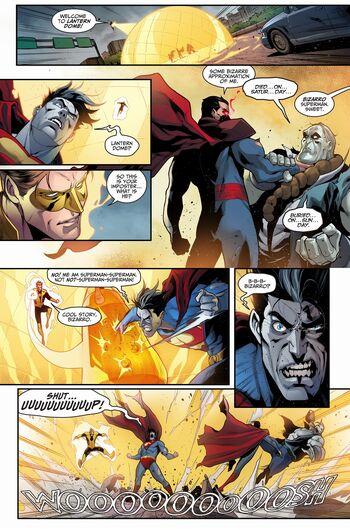 Injustice Año Cinco Vol.1 12 imagen