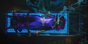 Titans - Kory es torturada